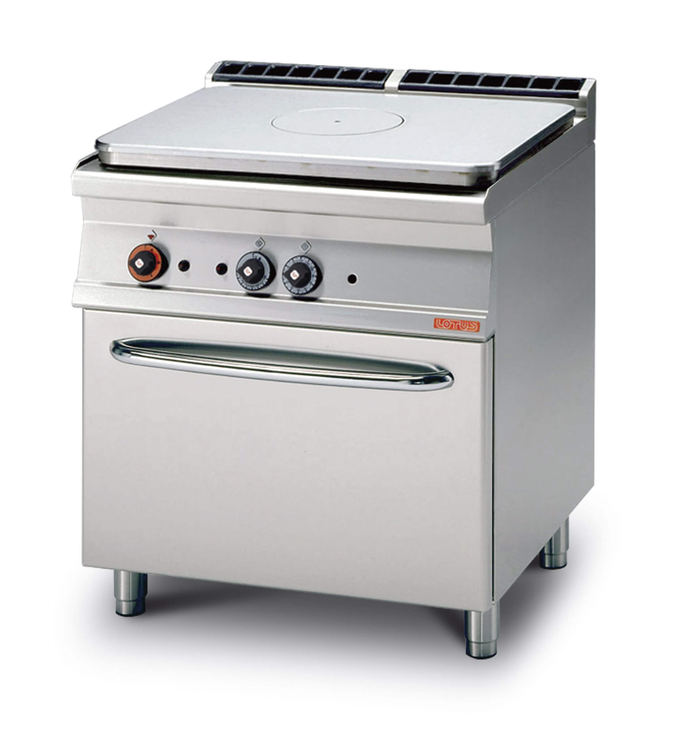 Almani kitchen 70 superlotus - Gas electric oven best choice cooking ...